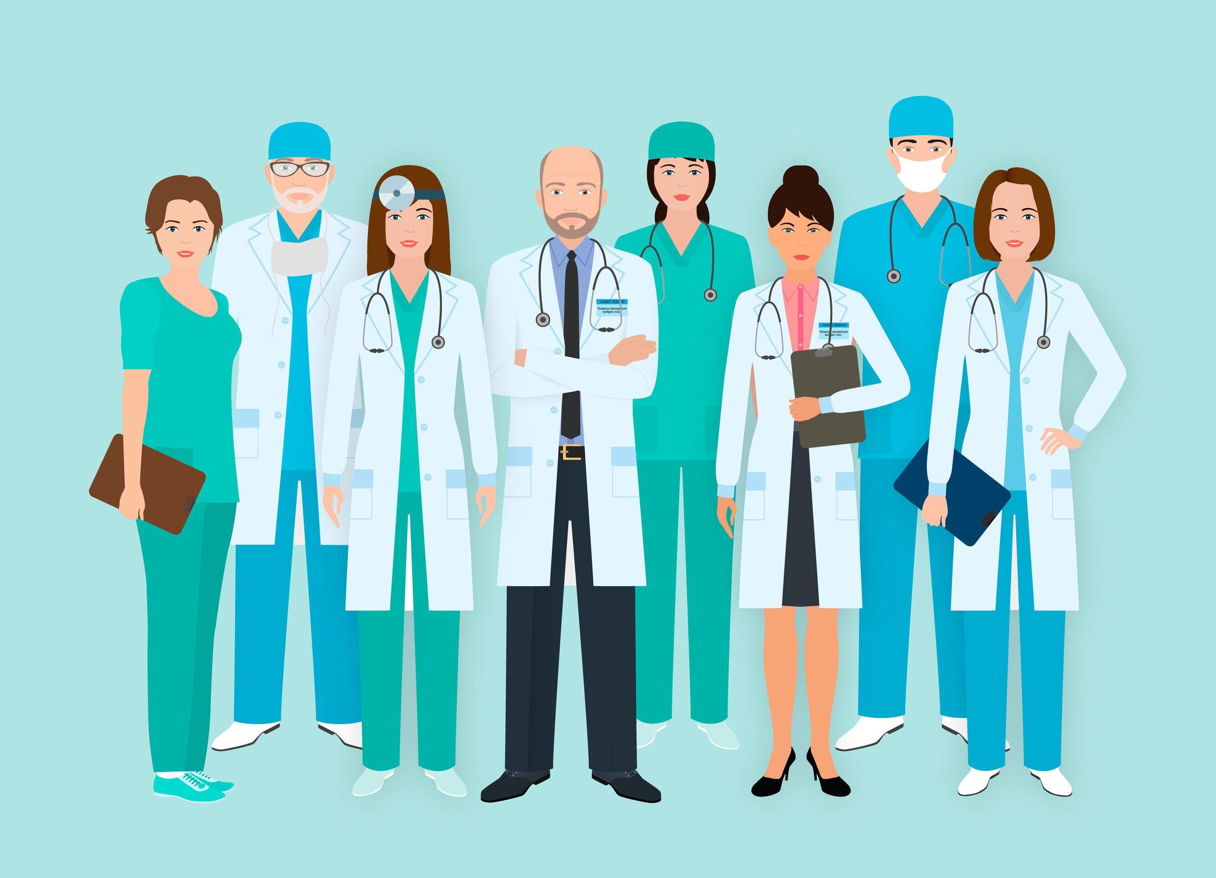 Medical Practice Team