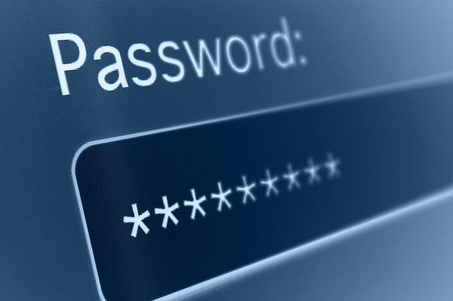 Password Security for Cybersecurity Risks