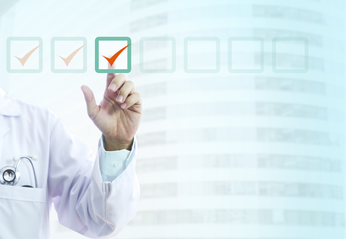 Physician Credentialing Checklist